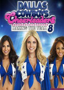 Dallas Cowboys Cheerleaders: Making the Team cover