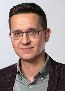 Антон Хащенко, ведущий