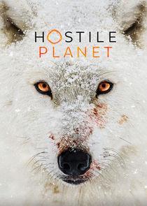 Hostile Planet cover