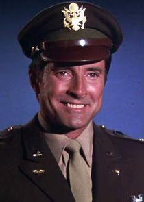 Major Steve Trevor Sr.