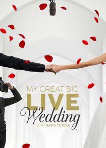 My Great Big Live Wedding with David Tutera cover