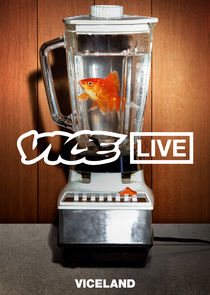 Vice Live cover