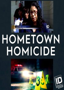 Hometown Homicide cover