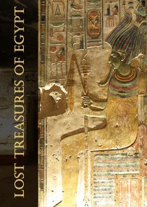 Lost Treasures of Egypt cover