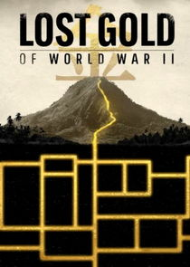 Lost Gold of World War II cover