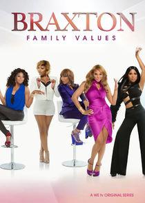 Braxton Family Values cover