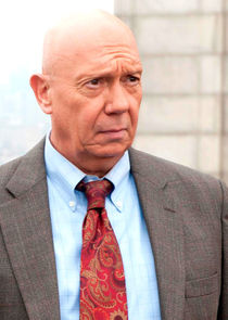 Captain Donald Cragen