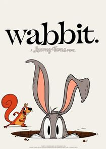 cover for Wabbit