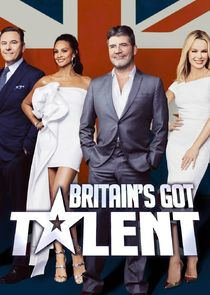 Poster of Britain's Got Talent