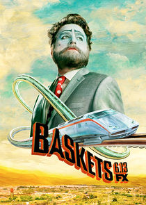 Baskets cover
