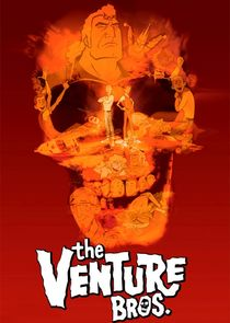 The Venture Bros. cover