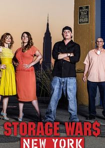 Storage Wars: New York