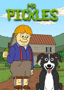Mr. Pickles cover