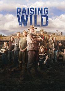 Raising Wild cover