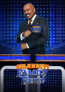 Celebrity Family Feud cover