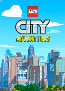 Poster of LEGO City Adventures S01 NF WEBRip DDP2 0 x264-LAZY