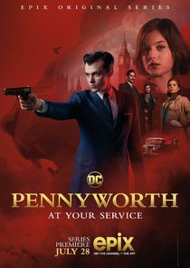 Pennyworth cover