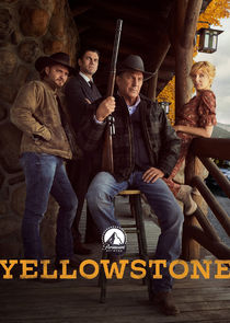 Poster of Yellowstone 2018 S03E08 720p HEVC x265-MeGusta