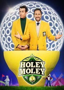 Holey Moley cover
