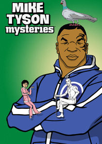 Mike Tyson Mysteries cover