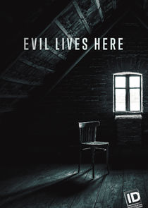 Evil Lives Here cover
