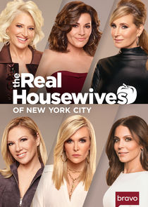 The Real Housewives of New York City cover