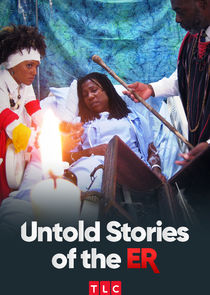 Untold Stories of the E.R. cover