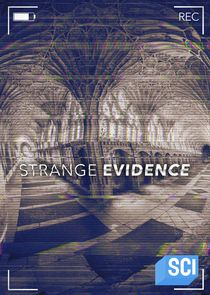 Strange Evidence cover