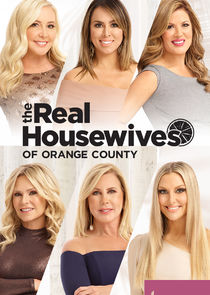 The Real Housewives of Orange County cover