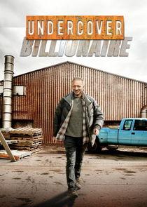 Undercover Billionaire cover