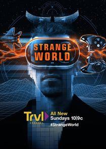Strange World cover