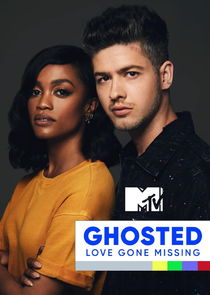 MTV's Ghosted: Love Gone Missing cover
