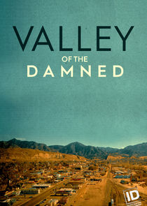 Valley of the Damned cover