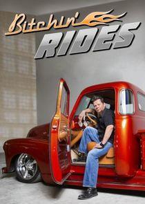 Bitchin' Rides cover