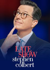 The Late Show with Stephen Colbert cover