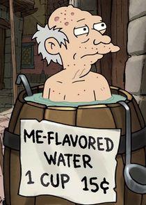 Me-Flavored Water Salesman