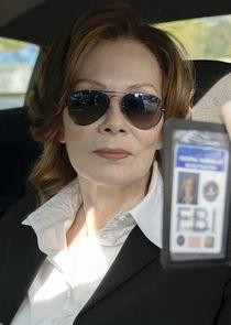 FBI Agent Laurie Blake
