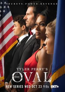 Tyler Perry's The Oval cover