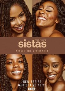 Tyler Perry's Sistas cover