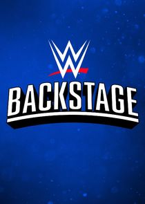 WWE Backstage cover