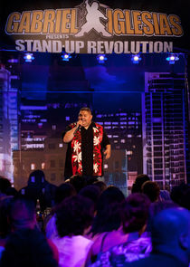 cover for Gabriel Iglesias Presents Stand Up Revolution