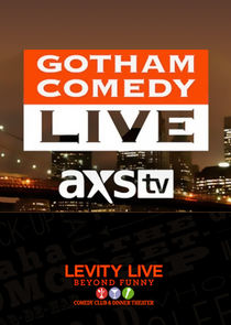 Gotham Comedy Live cover