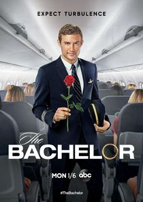 The Bachelor cover