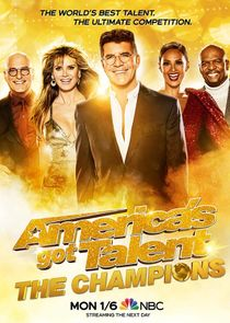 America's Got Talent: The Champions cover