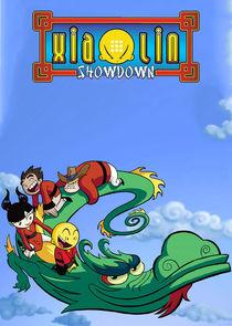 cover for Xiaolin Showdown