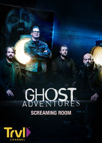 Ghost Adventures: Screaming Room cover