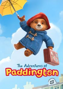 The Adventures of Paddington cover