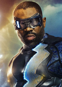Jefferson Pierce / Black Lightning