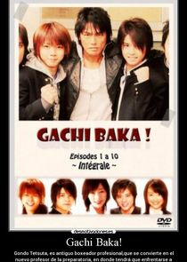 cover for Gachi Baka!