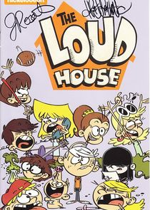 The Loud House cover